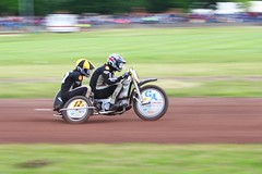 the ride (Mace2000) Tags: germany 350d sand motorbike motorcycle sidecar speedway int 1on1 theride warpspeed payitforward 2for2 lovephotography mace2000 img1636 herxheim sandbahnrennen wiedieaffenaufdemschleifstein