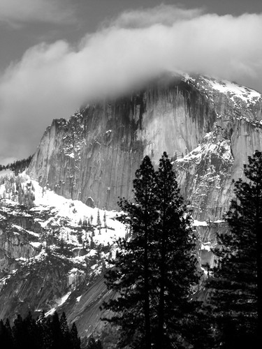 Photo of the Day: Half Dome - Yosemite by Mono Andes