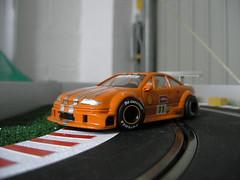 Opel Calibra (8) (radicalskimmer) Tags: slot tuning opel scalextric calibra escalectri