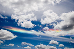 new kind of rainbow (austinspace) Tags: 20d canon washington rainbow spokane canon20d explore sundog circumhorizonarc fcrnbws