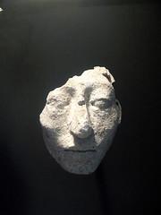 Mask, Palenque (yaxchibonam) Tags: mexico site ruins maya selva 101 mayan palenque chiapas archeological nov2909