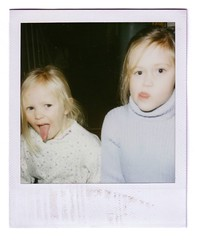 sisters (patGRAHAM melanieSTANDAGE) Tags: family flowers friends light music usa hot london love dogs america fun polaroid happy washingtondc europe icons remember air before together instant dates space1026 prior stevedore 1000photos transformergallery pastperfect patgraham 96gillespie melaniestandage grahamstandage