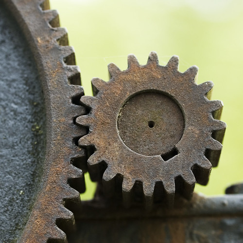 Gearwheel #4