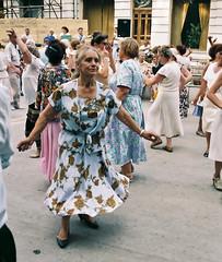 Dancing in Novosibirsk