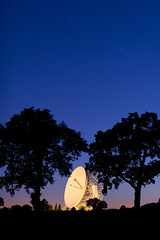 JST (Paul Hurst) Tags: night radio stars dish space bank science jodrell telescope astrophotography astronomy macclesfield lovell