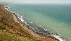 Sea Cliffs (Sharon Mollerus) Tags: ocean sea seascape surf view pacific cliffs marinheadlands