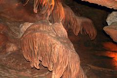 Skyline Caverns, VA: Shapes (Jake Slagle) Tags: virginia caves caverns spelunking skylinecaverns