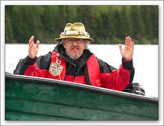 Fishing Story I................................I (Renald Bourque) Tags: red lake canada nature lumix fishing bravo photographer searchthebest panasonic québec flyfisherman lefion