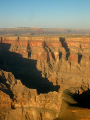 The Grand Canyon (west rim)