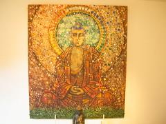 Aloka's Bristol Buddha 1