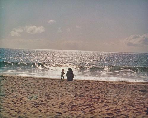 Makaha Beach 1973
