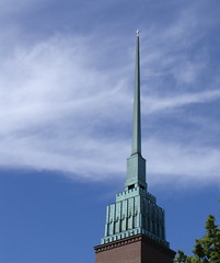Mikael Agricola Church, Helsinki, Finland (Anna Amnell) Tags: suomi finland helsinki churches wartime kirkot tehtaankatu mikaelagricolankirkko mikaelagricolachurch tuomasmessu larssonck mattitamnell