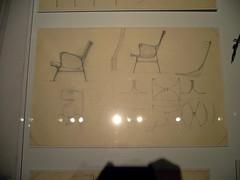 Bruno Mathsson Sketches #2