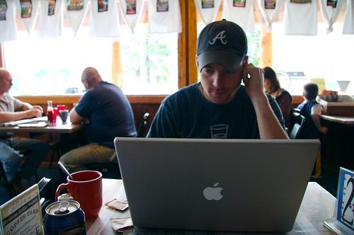 Josh at Montana Coffee Traders
