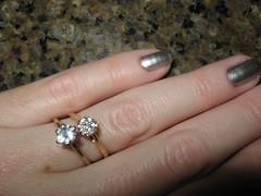 Lisa's engagement rings (j whiteman) Tags: engagement lisa ring proposal