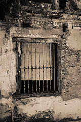 Forgotten (mohgui.) Tags: building classic window monochrome oldwindow xgf02 x0201 x0202 x0203 x0204 x0205