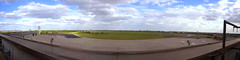 Panorama Tempelhof Airfield (bea2108) Tags: autostitch berlin airport airfield tempelhof tempelhofairport