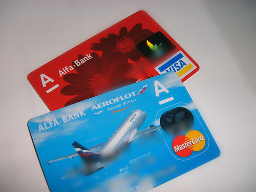 recycle credit cards