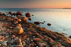 Beautiful Stones (Dietrich Bojko Photographie) Tags: seascape tag3 taggedout d50 germany deutschland evening bravo tag2 tag1 searchthebest webinteger stones quality nikond50 rgen ruegen lanscape circularpolarizer 18mm cokinp121 nikkor1855mm specland cokinp164 reddevitz gnd8