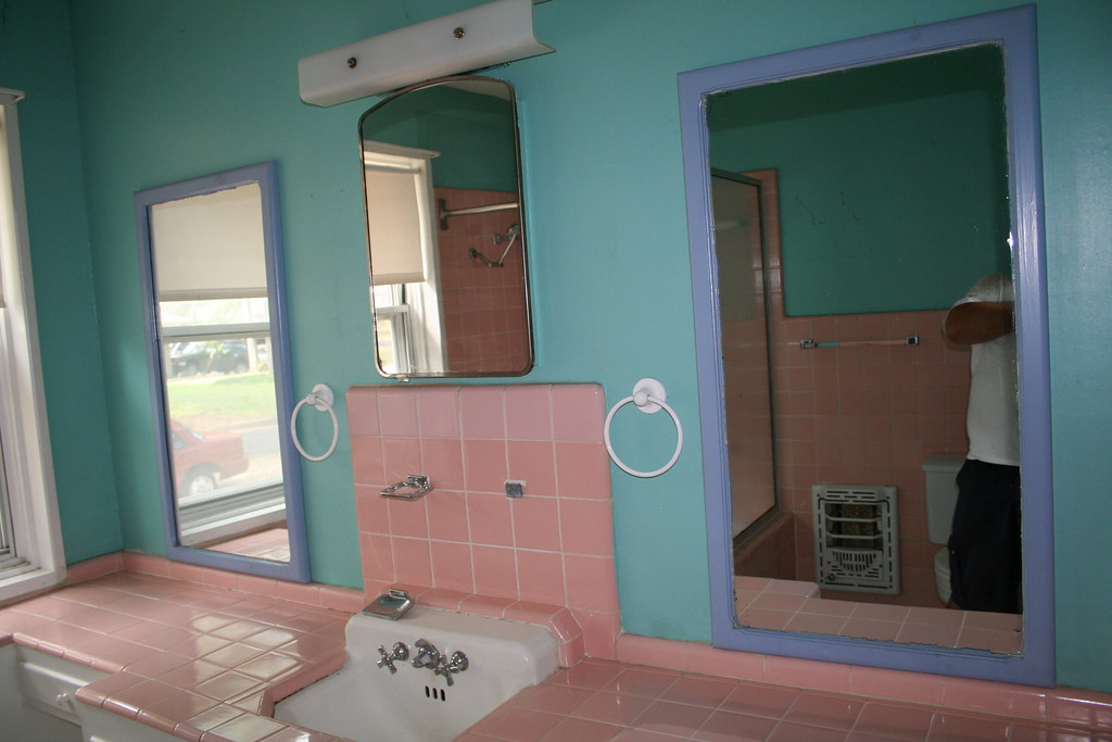 The last few days of a great bathroom....
