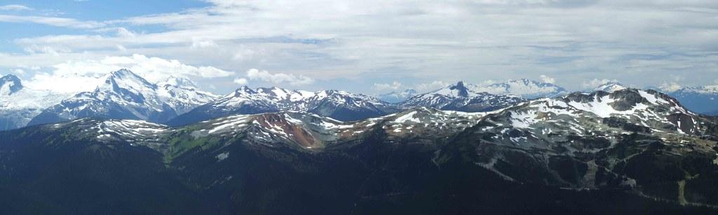 Coast Mountains