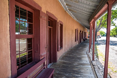 Tunstall Store Verandah (Serendigity) Tags: lincoln newmexico historic town verandah unitedstates wildwest store usa