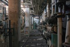 steamFactory (FoKus!) Tags: turbine c urbex explo exploration ue eu europe urban dusty rusty ngc italy italia italie industriel industrial steam factory