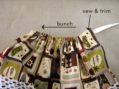 8. Bunch Fabric