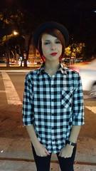 Ego@bowlerhat (Cristiane Joplin) Tags: girl sopaulo bowlerhat sp011