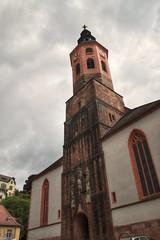 La Stiftskirche de Baden-Baden (Flacape29) Tags: badenbaden hdr stiftskirche