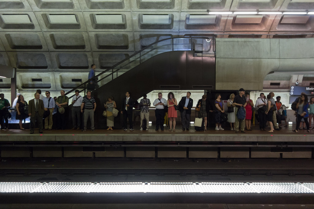 Wait (Beau Finley) Tags subway washingtondc dc districtofcolumbia waiting metro transit commute metrocenter & The Worldu0027s Best Photos of metroopensdoors - Flickr Hive Mind pezcame.com