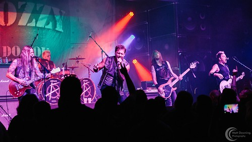Fozzy - June 26, 2015 - Hard Rock Hotel & Casino Sioux City