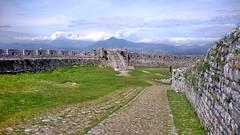 Rozafa Castle -  Shkoder 0988 (Chris Belsten) Tags: castle albania archeaology shkoder rozafa illyrian