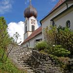 Zugspitzort Grainau - Kath. Kirche Sankt Johannes der Täufer (5) thumbnail