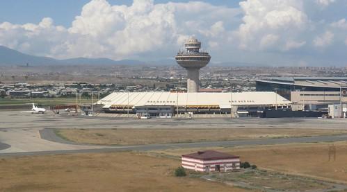 Zvartnots International Airport, Yerevan, Armenia:…