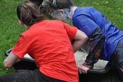 Bones 11 (Mrsuperpants) Tags: mess messy slime gunge