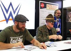 IMG_0598 (willdleeesq) Tags: gijoe wrestling wrestler comiccon wrestlers wwe sdcc 2015 prowrestling nxt sandiegocomiccon sgtslaughter samizayn comiccon2015 sdcc2015 sandiegocomiccon2015