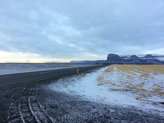 Some Road in Iceland