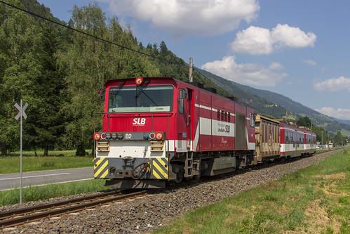 Pinzgauer Lokalbahn Heilbad Burgwies
