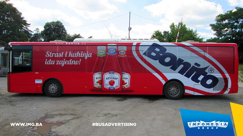 Info Media Group - Bonito, BUS Outdoor Advertising, Banja Luka, Sarajevo 06-2015 (1)