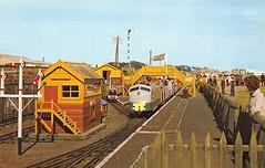 Kerrs Miniature Railway, Arbroath (trainsandstuff) Tags: train vintage postcard retro arbroath kerrs miniaturerailway