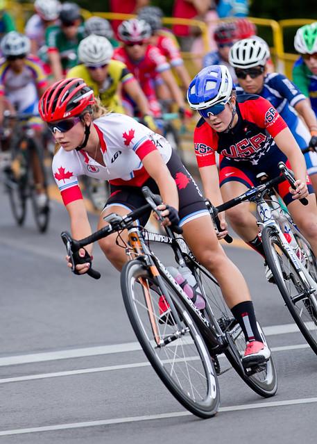 Pan Am Games Toronto 2015 Womens Cycling Road Race
