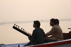 Sitar on the cruise (saish746) Tags: city morning people woman sun india man men heritage history girl river naked nude temple death boat women worship breast place riverside outdoor indian avatar lord holy experience sacred varanasi hanuman bathing shiva sublime hindu hinduism dip kashi oldest ganga asi ganges pradesh cremation ghats banaras aarti pilgrims benaras ghat kedar uttar kaal bihar vishwanath dasaswamedh manikarnika bhairav harishchandra dasaswameth