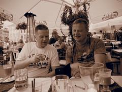 Tor Erling and Kjell, Warzsawa!