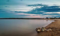 Pite havsbad (Tom-Runar Johnsen) Tags: camping beach polaroid sverige hdr sweeden 2015 pite havsbad