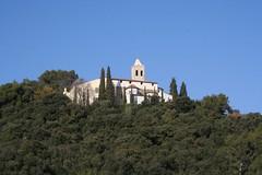 """Església de Sant Pere de Riu <a style=""""margin-left:10px; font-size:0.8em;"""" href=""""http://www.flickr.com/photos/134196373@N08/20282276775/"""" target=""""_blank"""">@flickr</a>"""
