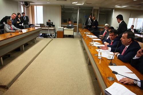 CPI do Futebol - reunião