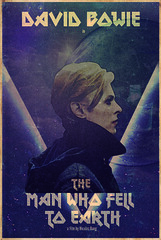 The man who fell to earth (eve▼orea) Tags: davidbowie design designer different strange surreal digital eveorea eve orea triangle ilustration illustration ilustracion illustrations ilustrations original photoshop art artwork film hipster graphic man who fell earth retro poster bowie