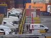 There is always one (stevenbrandist) Tags: truck trucks haulage liverpool portofliverpool merseyside