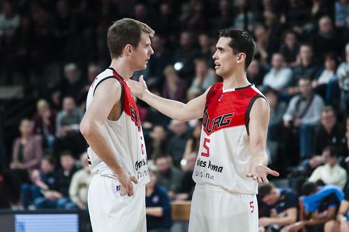 Aleksandar Ponjavic & Philippe Braud - ©JacquesCormarèche